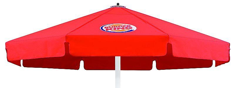 Grande Burger King 350cm