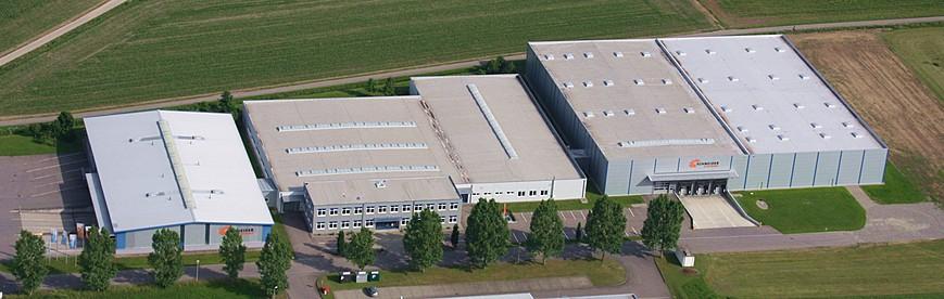 Schneider Firmengebäude