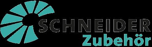 logo schneider zubehoer