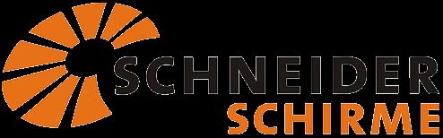 logo schneider schirme